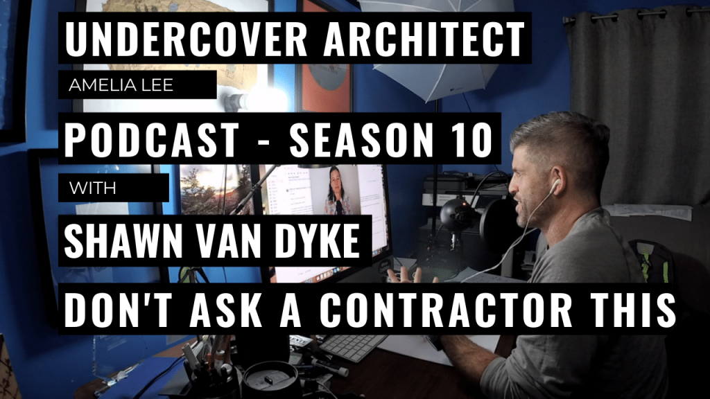 DO NOT ASK A CONTRACTOR THIS QUESTION