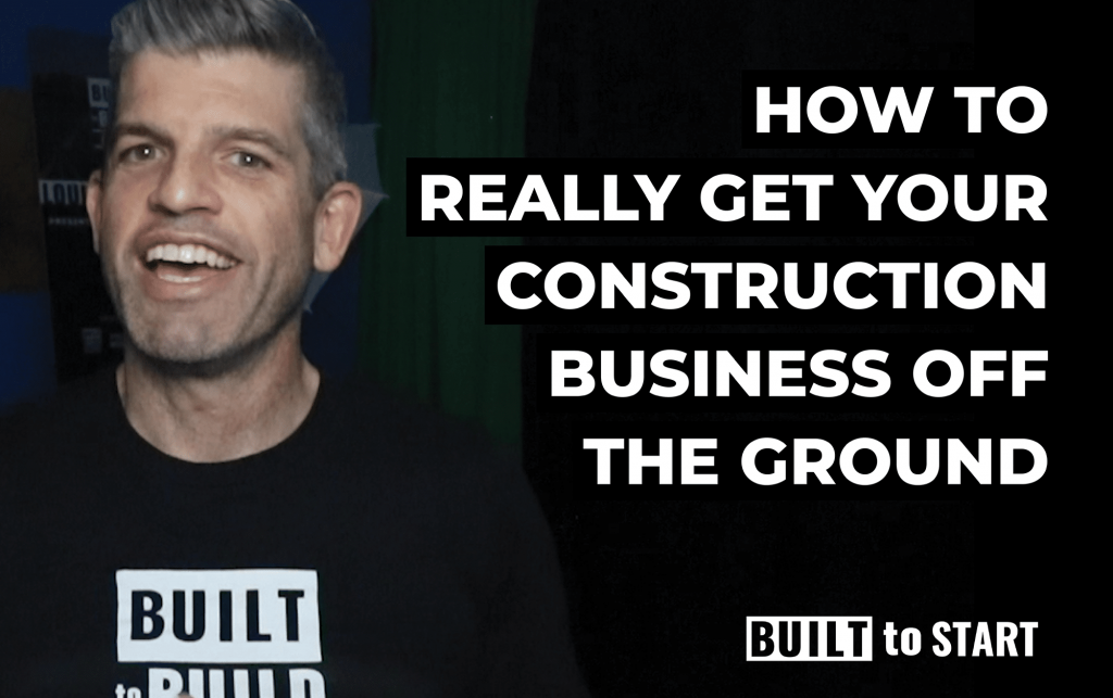 how to run a construction business successfully